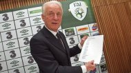 Trapattoni names 23 man squad for Euro 2012