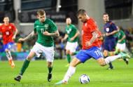 Republic of Ireland 1-2Serbia