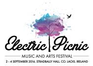 Electric Picnic Announces 2016Line-Up